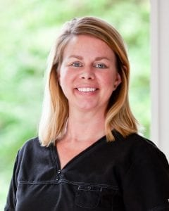 Image: Heather Hoffman, Patient Coordinator - Lail Family Dentistry, Duluth GA