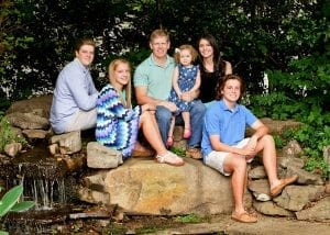 Image: Slade Lail's Family - Lail Family Dentistry, Duluth GA